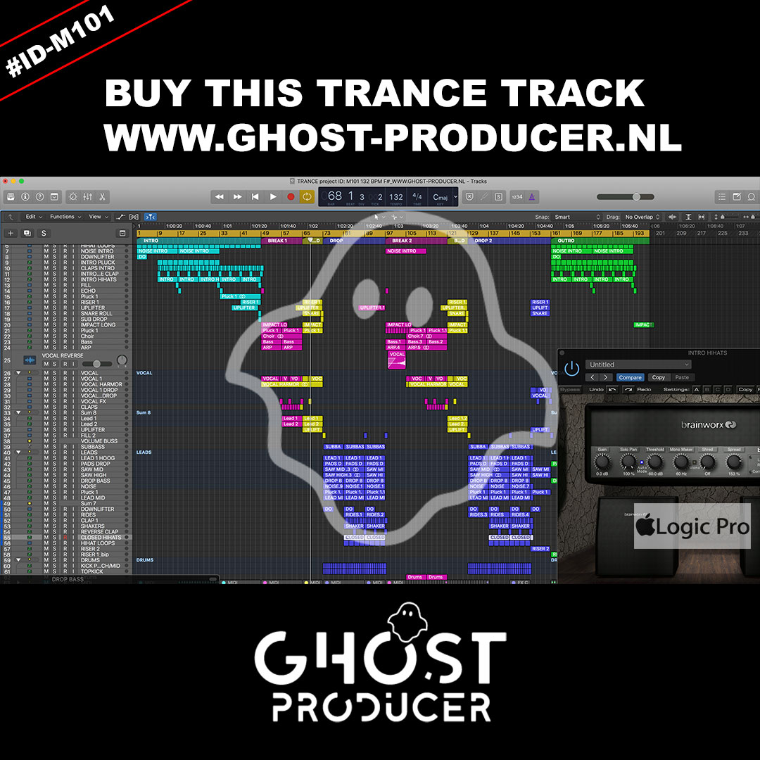 TRANCE GHOST PRODUCTION
