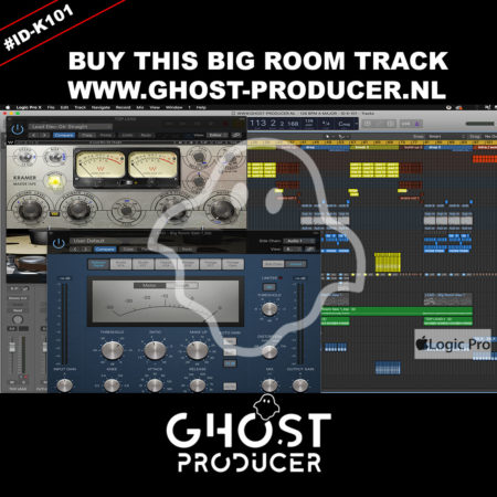 BIG ROOM TRACK FOR SALE