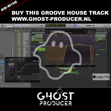 Groove house track for sale